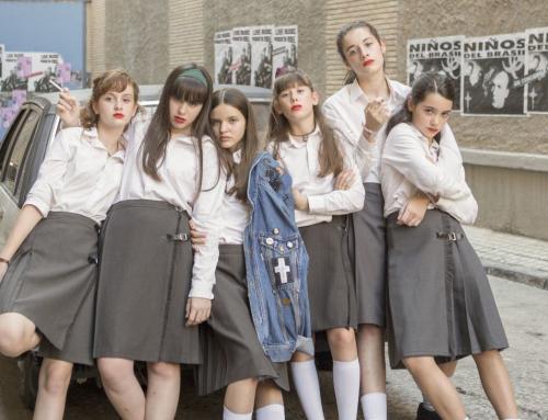 Las Niñas, la película ganadora de varios Goyas 2021, post-producida en Mistika Ultima