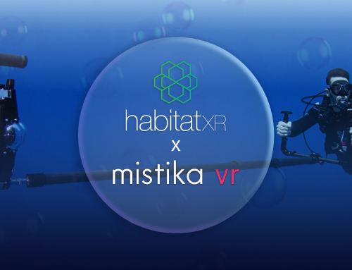 A deep dive into VR underwater world with Habitat XR and Mistika VR