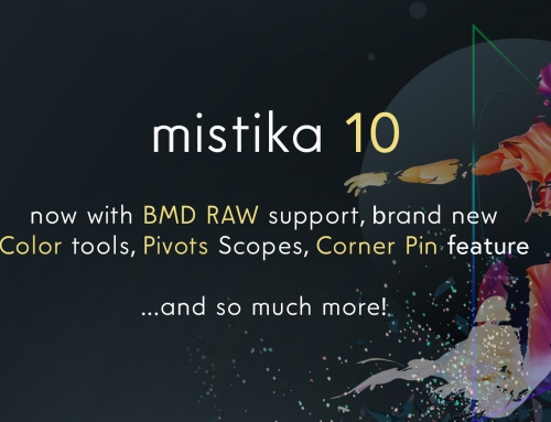 Mistika 10 gets another boost with BRAW support and inspirational new color tools for even greater control and increased productivity