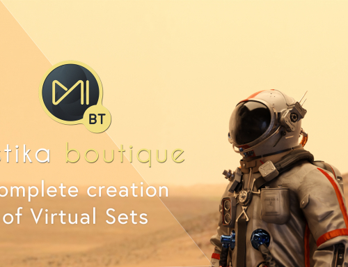 How to create Virtual Sets with Mistika Technology