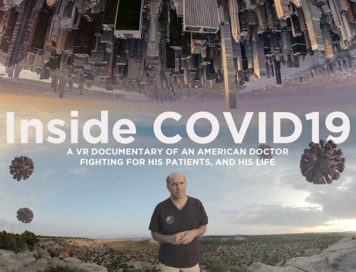 VR documentary 'Inside Covid19' nominated for Emmy Awards 2021