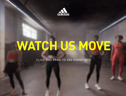 Behind the scenes of adidas Formotion 360º series