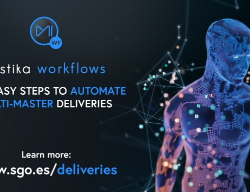 Five easy steps to automate multi-master deliveries for only €49/month with SGO's brand new Mistika Workflows