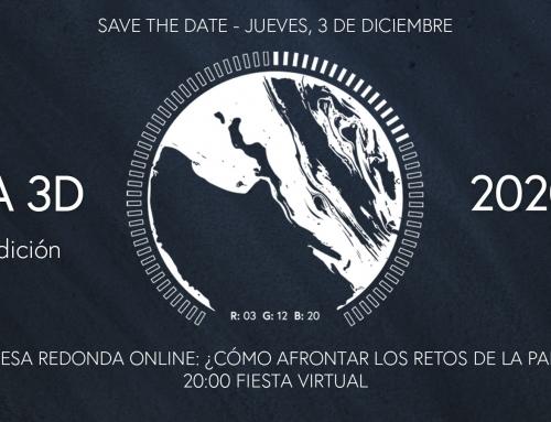 Día 3D 2020: Retos de la pandemia en la (Post)Producción  de contenidos